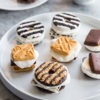 Fun Variations on the Traditional S'more