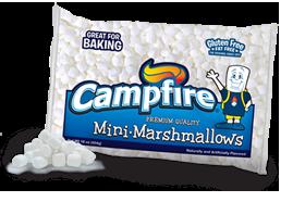 Mini White Marshmallows