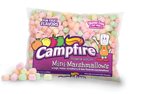 Mini Fruit Marshmallows