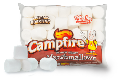 Regular Marshmallows Campfire Marshmallows
