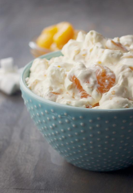 Mandarin Orange Cake Recipe