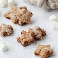 Homemade Marshmallow Dog Treats