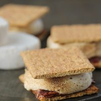 Maple Roaster Bacon S'more