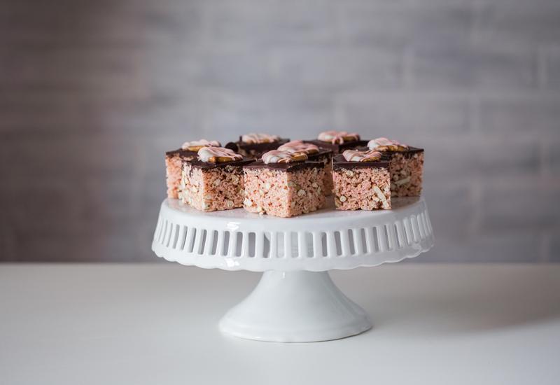 Chocolate Pretzel Cereal Treats
