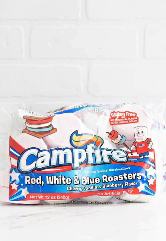 Campfire Red White and Blue Roasters