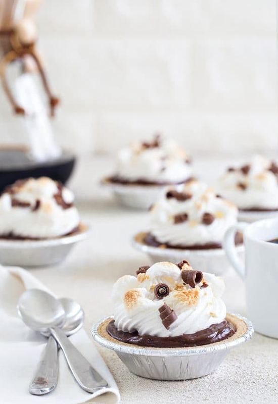 How To Make S'mores Pies