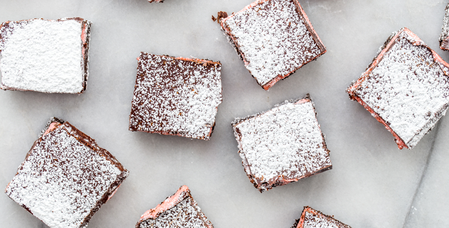 Mexican Hot Chocolate Shortbread Bars