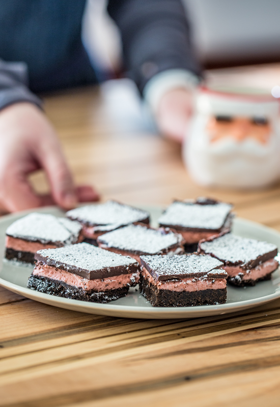 ready to eat Mexican Hot Chocolate Shortbread Bars recipe