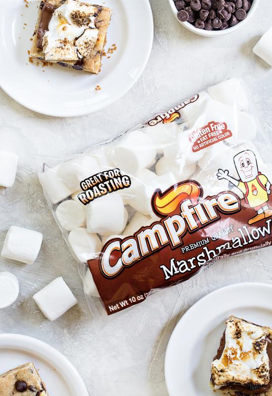 bag of Campfire marshmallows