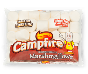 Regular Marshmallows product bag