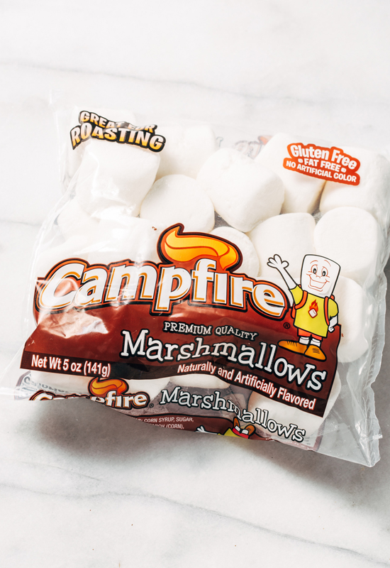package of Campfire Marshmallows