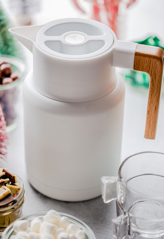 thermos pitcher
