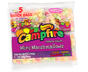 Mini Fruit Snack Packs product bag