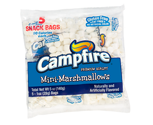 Mini White Snack Packs product bag