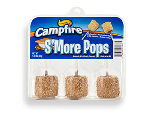 S'More Pops product bag