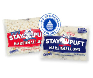 Stay Puft Marshmallows product bag